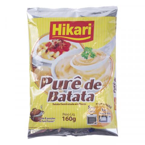 MISTURA PARA PURE DE BATATA HIKARI 160g