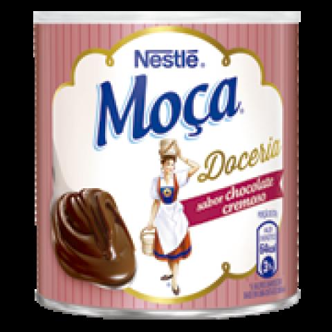MOCA DOCERIA CHOCOLATE CREMOSO 380g