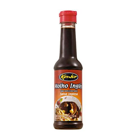 MOLHO INGLES KENKO 150ml
