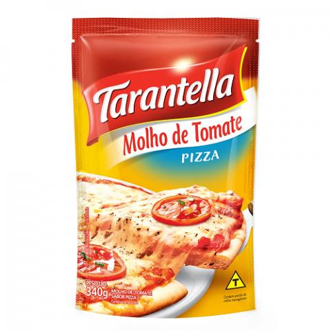 MOLHO DE TOMATE TARANTELLA PIZZA 340g