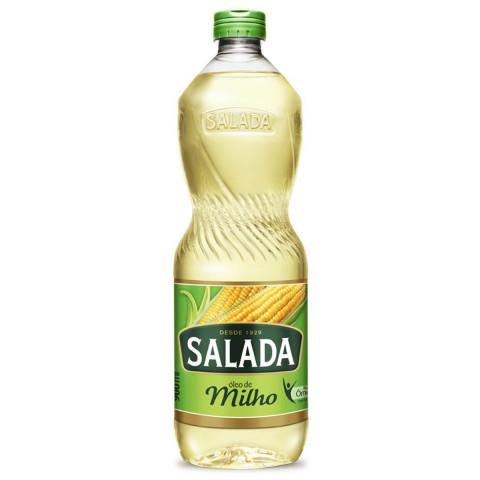 OLEO DE MILHO SALADA PET 900ml