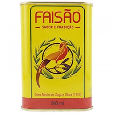 OLEO COMPOSTO FAISAO 500ml