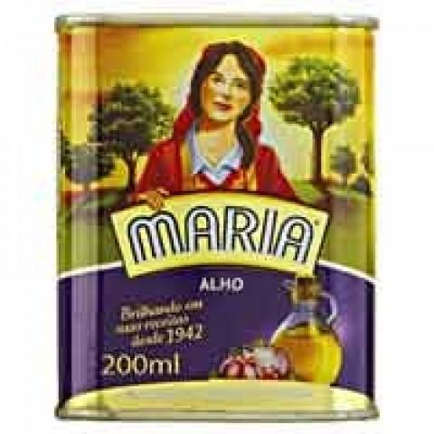 OLEO COMPOSTO MARIA ALHO 200ml