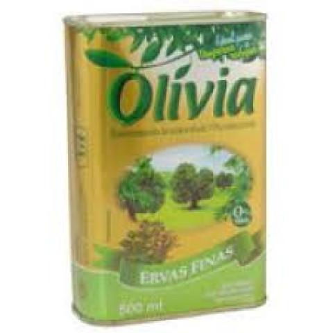 OLEO COMPOSTO OLIVIA ERVAS FINAS 500ml