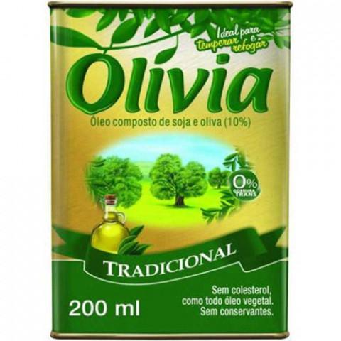 OLEO COMPOSTO OLIVIA TRADICIONAL 200ml