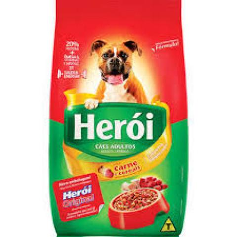 RACAO PARA CAES HEROI CARNE E CEREAIS 10,1kg