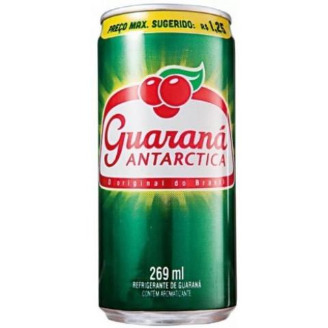 Refrigerante Guaraná Antarctica Lata 269ml