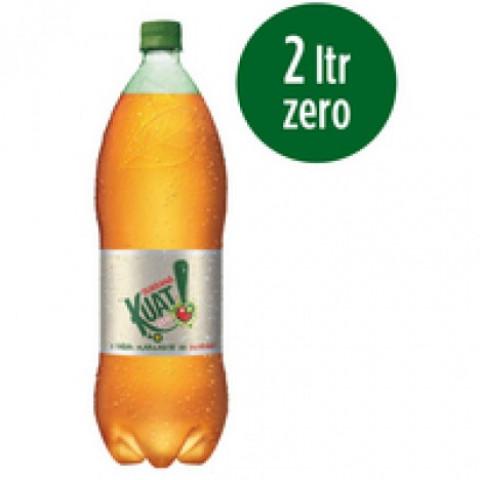 Refrigerante Kuat Guaraná Zero Garrafa 2 Litros