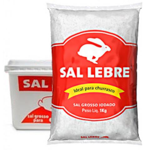 SAL GROSSO LEBRE PACOTE 1kg