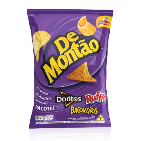 Salgadinho de Milho Elma Chips de Montão 100g