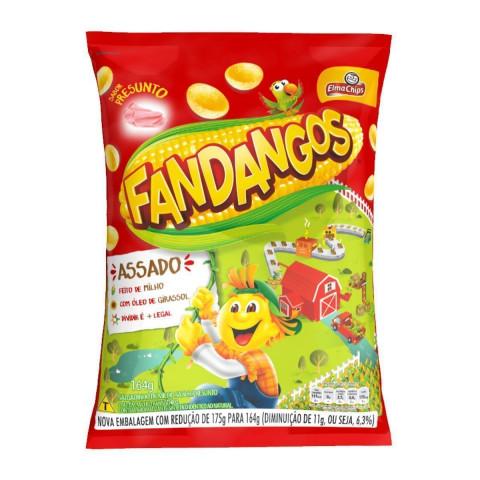 Salgadinho de Milho Elma Chips Fandangos Presunto 164g