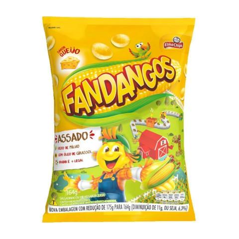 Salgadinho de Milho Elma Chips Fandangos Queijo 164g
