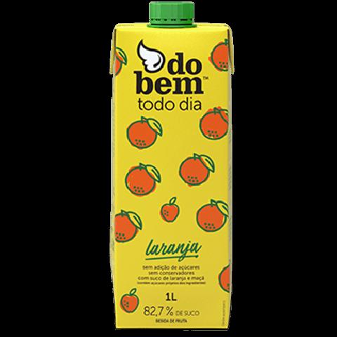 Suco DO BEM Todo Dia Laranja 1 Litro
