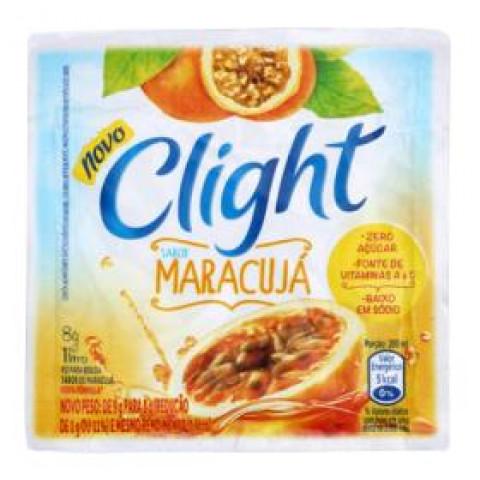 Suco em Pó CLIGHT Maracujá 08g