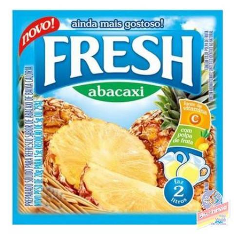 Suco em Pó FRESH Abacaxi 10g