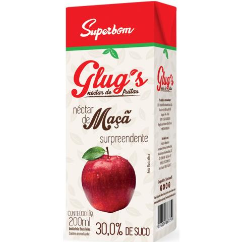 SUCO GLUGS MACA SUPERBOM NATURAL 200ml