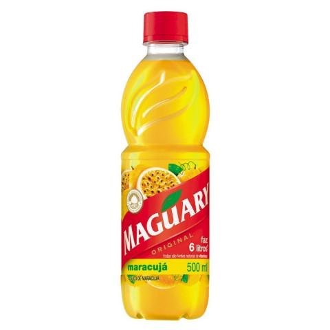 Suco MAGUARY Maracujá 500ml