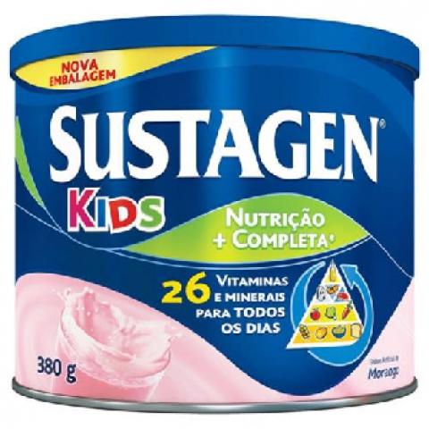 SUSTAGEN KIDS SABOR MORANGO 380g