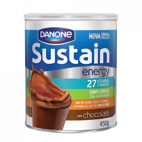 SUSTAIN ENERGY CHOCOLATE 450g