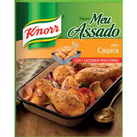 TEMPERO MEU ASSADO CAIPIRA KNORR 25g