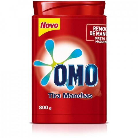 TIRA MANCHA EM PÓ OMO 800 GR
