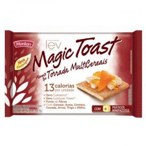 TORRADA MAGIC TOAST LEV  MULTICEREAIS 150g