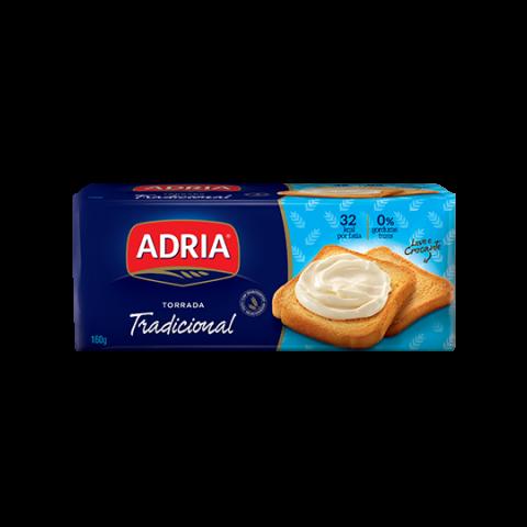 TORRADA TRADICIONAL ADRIA 160g