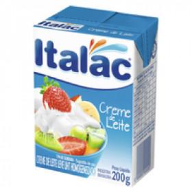 CREME DE LEITE ITALAC CAIXA 200g