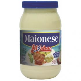 MAIONESE KISABOR 500g