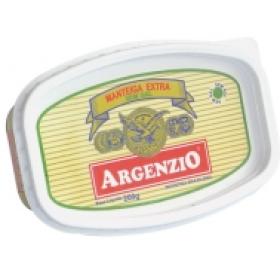 Manteiga Extra Sem Sal Argenzio 200g