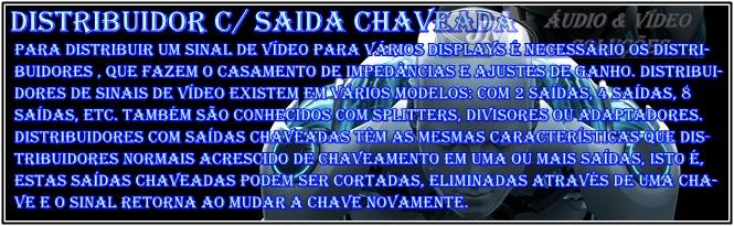 DISTRIBUIDORES CHAVEADOS
