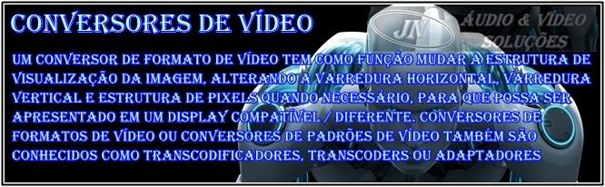 CONVERSORES DE VIDEO