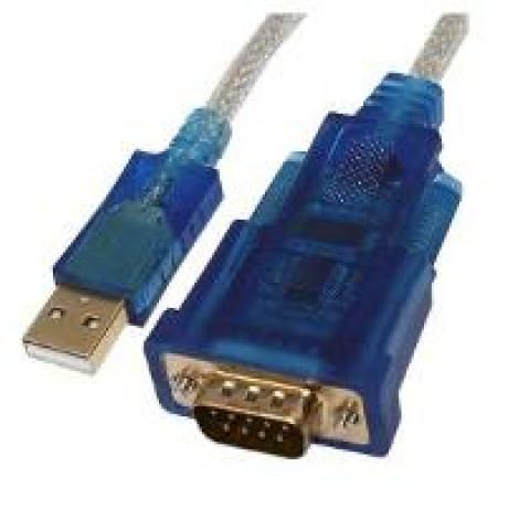AN-0700 CONVERSOR USB PARA SERIAL DB09 - 1,50 Mts