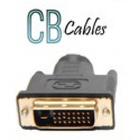 CABO DVI-D (M) X DVI-D (M) 30AWG 24+1 3,00MT - HL-DVI24+1-3M