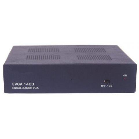 EVGA1400 DISTRIBUIDOR EQUALIZADOR DE SINAL VGA 1X4