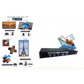 CONTROLADOR VIDEO WALL DVI, HDMI, DP 4K*2K 2 x 2 HDMI COM PIP - G403
