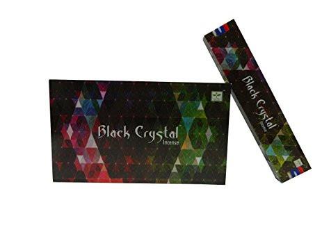 1601 - Incenso Massala Satya Black Crystal