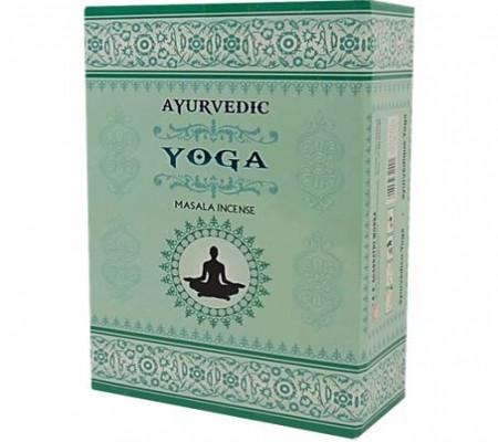 0157 - Incenso Ayurvedic Yoga