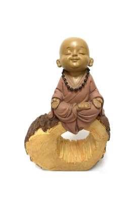 CPA028094597 - Monginho Zen Meditando (XL70204)