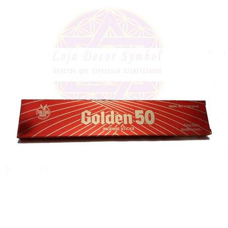 0226 - Incenso Massala Golden 50