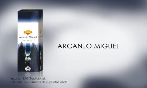 0296 - Incenso SAC Arcanjo Miguel
