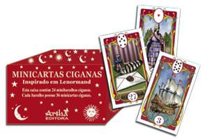 AT3597 - Mini Cartas Ciganas