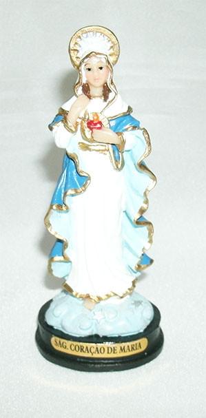 CB9710 - Imagem Sagrado Coração de Maria