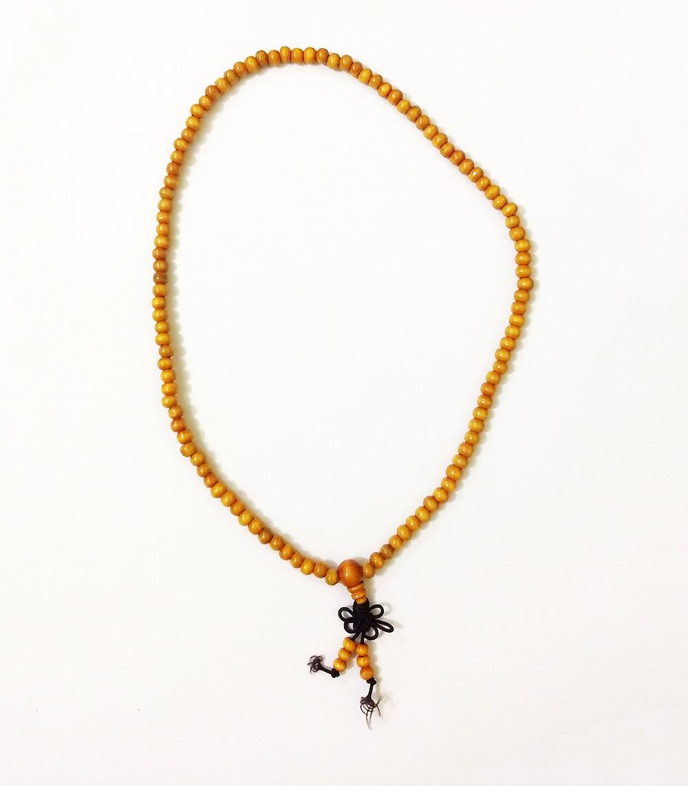 CPNA48019098 - Japamala A1 108 Contas T06 Amarelo