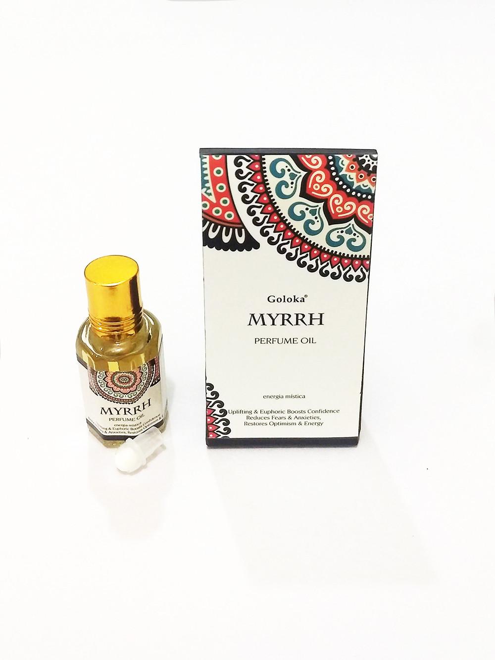 3212-12 - Óleo Perfumado Goloka Myrrh 10ml