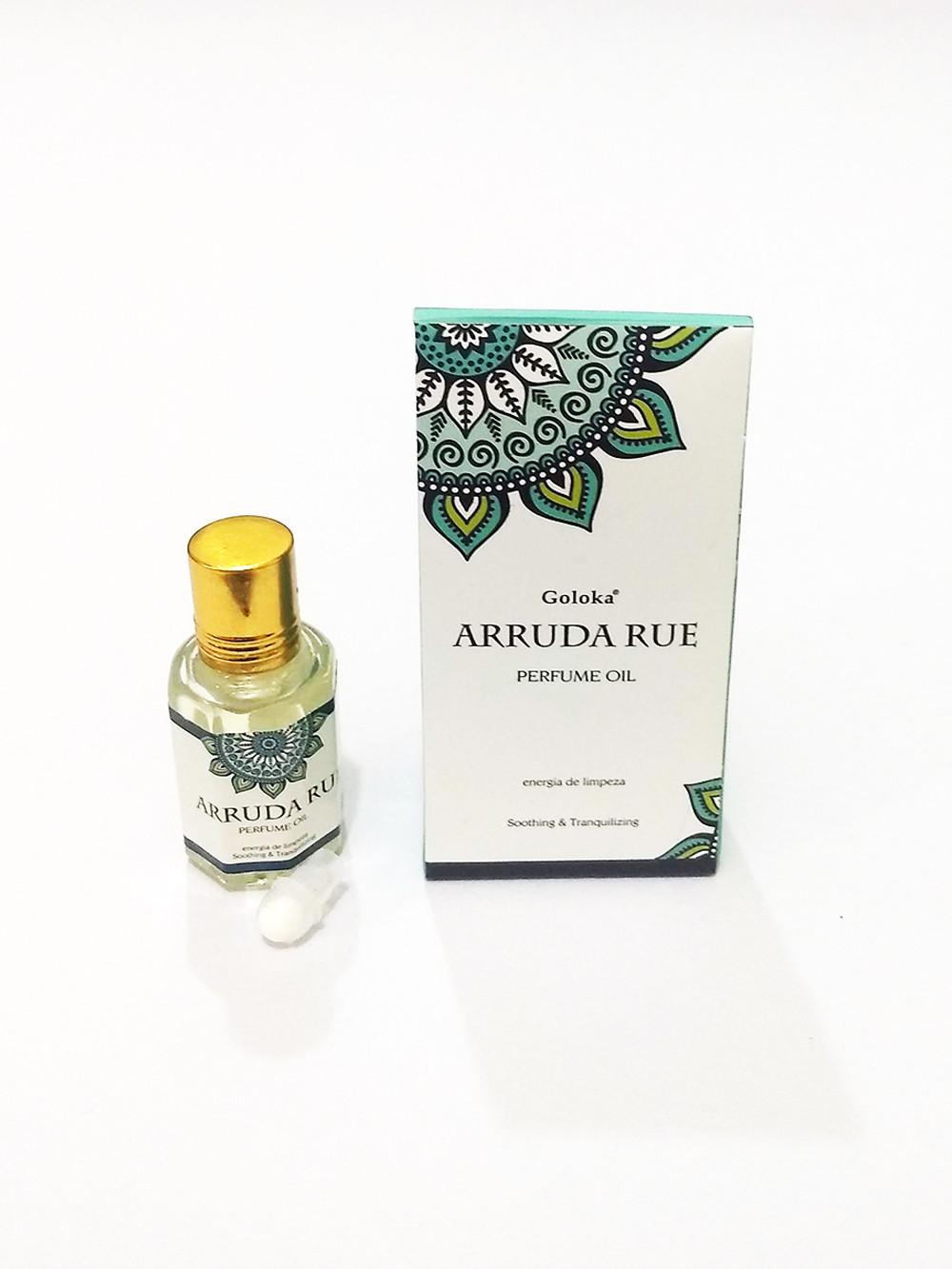 3212-11 - Óleo Perfumado Goloka Arruda Rue 10ml