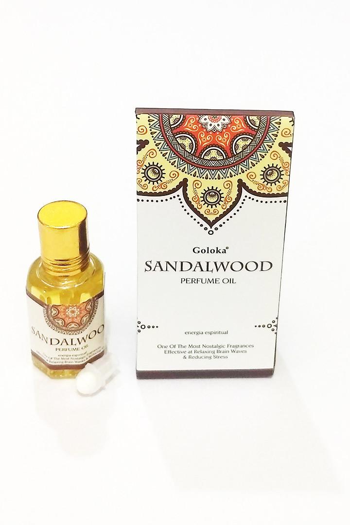 3212-18 - Óleo Perfumado Goloka Sandalwood 10ml