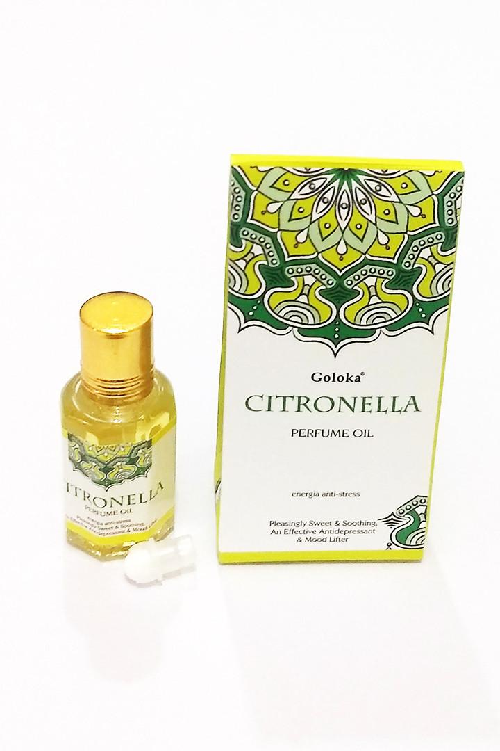 3212-17 - Óleo Perfumado Goloka Citronella 10ml