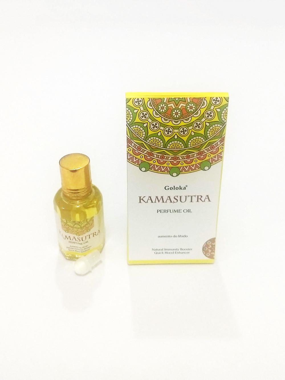 3212-01 - Óleo Perfumado Goloka Kamasutra 10ml
