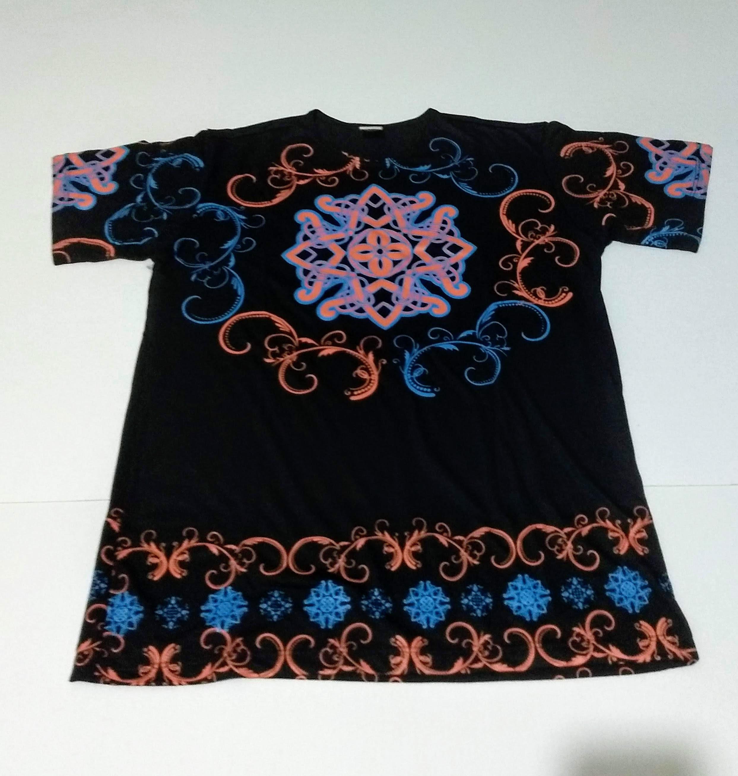 JA036 - Camiseta Preta (Estrela de Belém)
